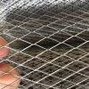 Небольшое отверстие расширенной металлической проволоки сетка