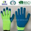 Тепло из пеноматериала вещевого ящика латекс 3/4 рабочие перчатки с покрытием