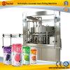 자동적인 탄산 음료 통조림으로 만드는 기계