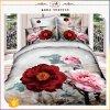 Prijs van het Huis van de Leverancier de TextielKoningin Size Flower China 3D Bed van Alibaba van de Stof van Microfiber van het Blad van het beddegoed Vastgestelde