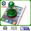 Eje de balancín móvil modificado para requisitos particulares de la dirección de la palanca de mando del juego del metal de las piezas del CNC que trabaja a máquina