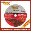 диск вырезывания 5  Abraisve для металла En12413