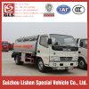 Camion de Bowser de pétrole mobile de camion-citerne petit
