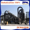 Línea de producción de polvo de yeso para exportadores de bajo precio