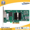 Steun IEEE802.3 Network Standard, 1g 2 Havens RJ45 Electric Server Network Card, 10base-t, 100base-t, 1000base-t LAN Card