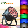 36 * 6in1 12W RGBWA + UV LED PAR Can Lavado suave