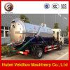 5 Tonnen /5m3-Abwasser-Saugtank-Förderwagen-