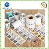 Étiquette de code barres imprimée par roulis fait sur commande de ventes en gros (JP-s012)