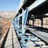 Mine를 위한 장거리 Curved Belt Conveyor