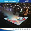 Exposição Full-Color do estágio do diodo emissor de luz de Shenzhen (exposição de diodo emissor de luz da dança P10.4)