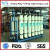 Sistema industrial del tratamiento previo del RO del uF del agua