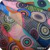 Сделанная по образцу ткань платья лета верхних частей шифоновой ткани шифоновая для юбки/Kaftans/Saree/шарфа/плащи-накидк/Blusas/длиной одевает