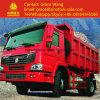Sinotruk HOWO LHD Rhd 4*2のダンプTurck 10のTから15のTの貨物自動車のダンプカートラック