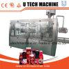 PLC steuern Automtiac Form Automtaic Saft-Füllmaschine