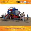 Piscina Crianças Playground Eqipment PE Car House PE-01401