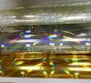 Folha holográfica quente para o papel, o cartão, a laminação de Filme, o plástico, a etiqueta etc. da etiqueta