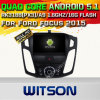 Android Witson 5.1 DVD carro GPS para o Ford Focus 2015