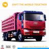 2018 Venda quente FAW J6p Caminhão Basculante pesada 16cbm 350HP CAIXA DE CARGA