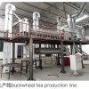 Linha de produção do chá do trigo mourisco