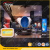3つのシート360 Degree Theme Park 9d Vr Simulator