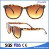 UV400 de Ontwerper van de Vrouwen van de zonnebril, Frame Demi met de Bruine Lens van de Gradiënt