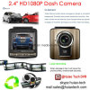 Factory Hot Sale 2.4 Car Black Box Digital Video Recorder Construído em H264. MOV Car DVR Chipset, 5.0mega Car Dash Camera, Mobile DVR-2413