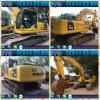 Excavador hidráulico usado KOMATSU PC220-8 de la correa eslabonada de KOMATSU
