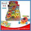Bestes verkaufendes kleines Spielzeug des laufenden Auto-F1 mit Süßigkeit