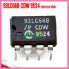 Автоматический обломок ECU 93LC66b Cdw 9524