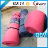 Couvre-tapis antidérapant 8mm de yoga de bande avec la courroie de transport W 24  X L68
