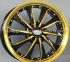 As rodas do carro de cor para venda 18 Polegadas 5x114,3 Jante de alumínio