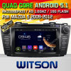 Carro DVD do Android 5.1 de Witson para Opel Corsa 2015 (W2-A7065)