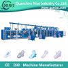Servilleta sanitaria ultrafina de alta calidad que hace la máquina con la máquina de embalaje
