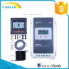 Carga do medidor remoto de Epever40A MPPT 24V/12V/controlador solares 4210A da descarga