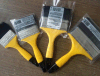 Pennello di plastica della maniglia con il servizio nero del Messico della setola