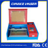 400X400 40W Laser 조각 고무 장은 우표 기계를 만든다