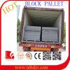 Euroblock-Ziegelstein-Ladeplatte für Block-Maschine