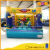 Coloridos inflables Kids Bouncer con la impresión (AQ02125)