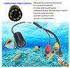 7 de  luxo subaquático da câmara de vídeo DVR do inventor dos peixes TFT
