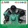 Kah-25 12.5Bar 70CFM doble del control de compresor de pistón Cabeza