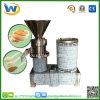 Mantequilla de cacahuete que hace la máquina de pulido del molino de la tuerca de la amoladora de la goma del sésamo
