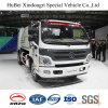 vrachtwagen van de Pers van Huisvuil 5 van 4cbm Foton Aumark de Euro met de Motor van Cummins