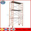 De Steiger van het Frame van de Ladder van het Platform van het Wiel van de Bouw van China Mobile