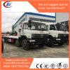 Carro del cargo de Dongfeng 8X4 con la casilla de dos bases