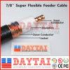 OEM Super Flexible 7/8 ondulé  Câble d'alimentation RF