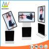 Grosser Zoll des Größen-Fußboden-Standplatz-Digitalsignage-Bildschirm-Spieler-65 (MW-651AMN)