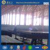 Edificio de acero con el aspecto anticorrosión excelente de la característica (SSW-14513)