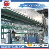 3 dans 1 ligne de production de matériel de remplissage de bouteilles de l'eau minérale