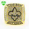 Кольцо чемпионата Saints New Orleans с SGS