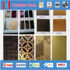 Color revestido Titanium Sheets/Plates del acero inoxidable